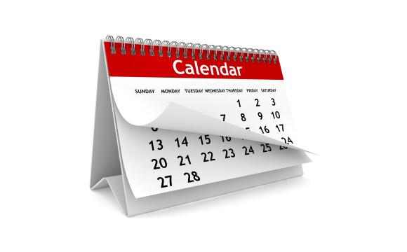 Calendario de oficina