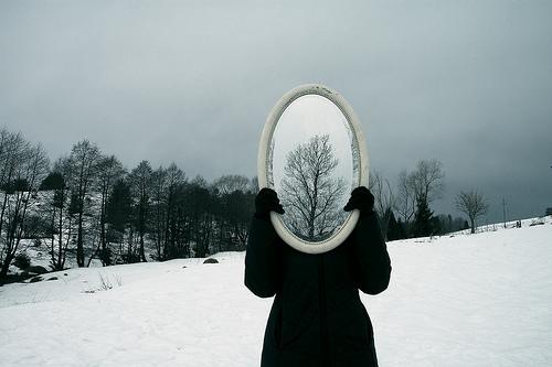 Espejo sin rostro