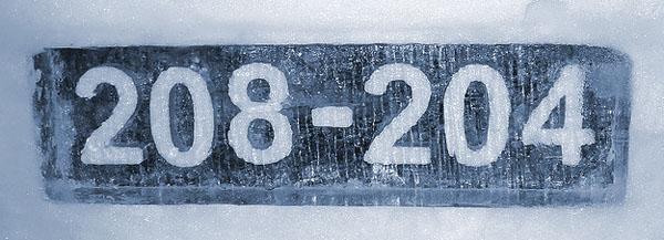Números helados