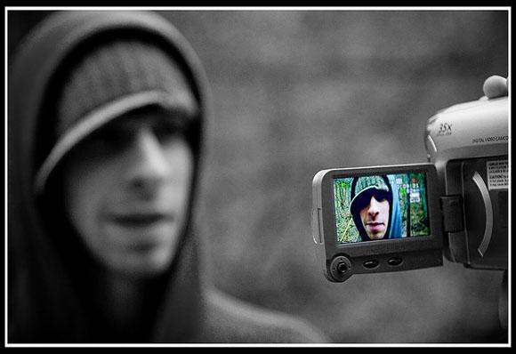 Grabando un vídeo