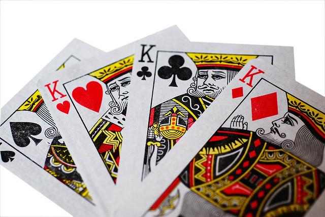 Caras de póquer