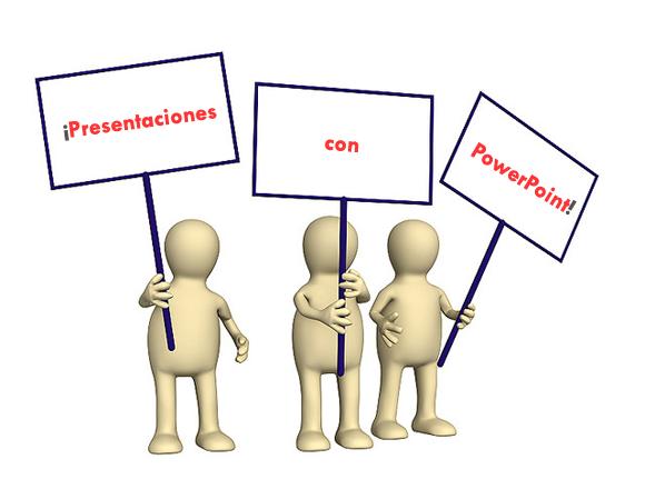 Prejuicios sobre presentaciones sin PowerPoint