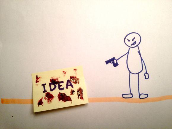 Cómo anular los ataques de asesinos de ideas y lograr que tu propuesta sea aceptada