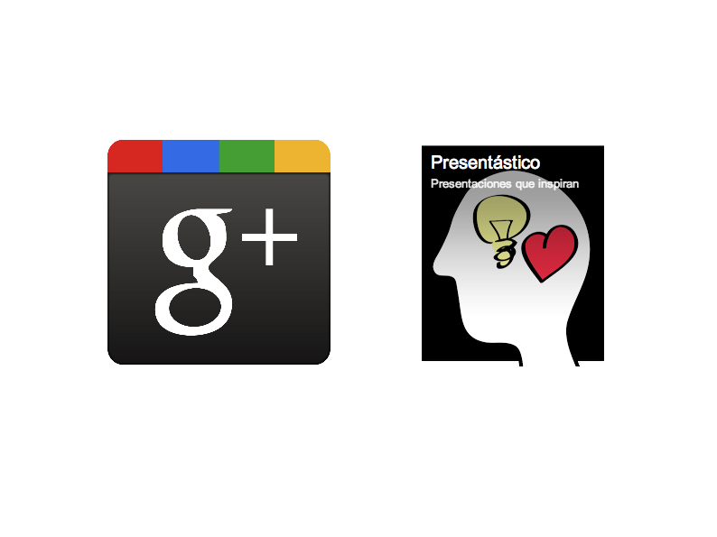 Únete a la comunidad Google+ de Presentástico