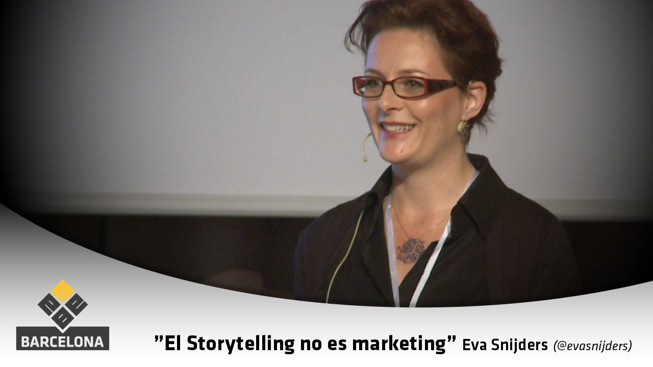 Hangout con Eva Snijders sobre Storytelling