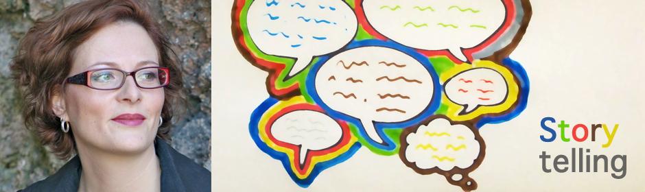 Próxima vídeo-charla con Eva Snijders sobre Storytelling