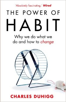 "Portada del libro ""The Power of Habit"" de Charles Duhigg"