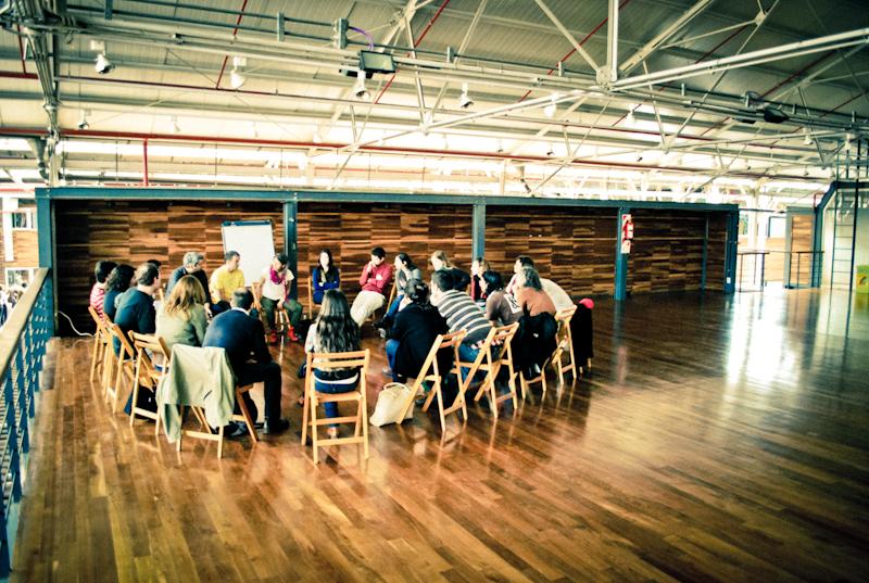Dinámica participativa
