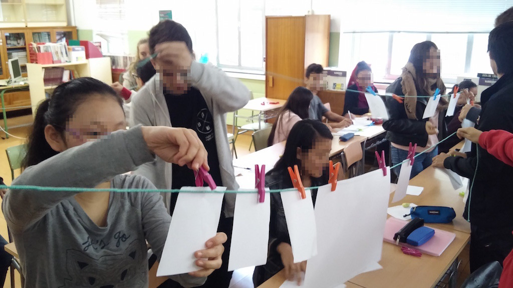 Dinámicas participativas en presentación sin PowerPoint